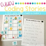 Guided Coding Stories - Old Lady Swallowed a Chick