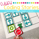 Guided Coding Stories - Old Lady Swallowed a Frog