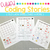 Guided Coding Stories - Old Lady Swallowed a Rose