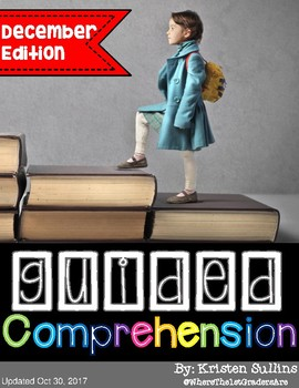 Guided Comprehension {December Edition}