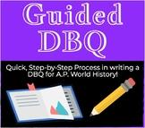 Guided DBQ