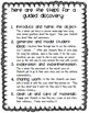 Guided Discoveries for First Grade - routines for materials