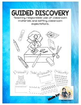 Guided Discovery, First Week, Beginning of the Year, Rules and Expectations