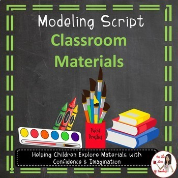 Guided Discovery Script- Classroom Materials