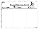 Guided Discovery for Pencils Sheet