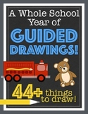 Guided Drawings for the Whole School Year