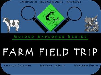 Guided Explorer Series: Farm Field Trip  (STEM / Common Core)