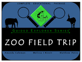 Guided Explorer Series: Zoo Field Trip  (STEM / Common Core)