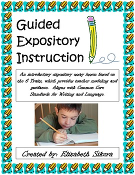 Guided Expository Essay Instruction