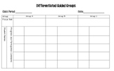 Guided Groups Teacher Form