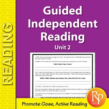 Guided Independent Reading - Unit 2