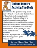 Guided Inquiry Activity: The Mole Concept
