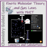 Guided Intro to Kinetic Molecular Theory and Gas Laws with PhET