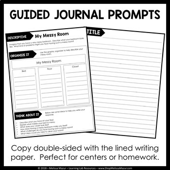 Guided Journal Prompts