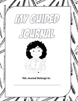 Guided Journal  Writing Prompts