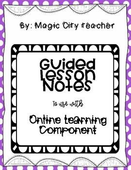 Guided Lesson Notes