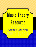 AP Music Theory Guided Listening