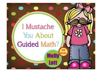 Guided Math 101 - 3rd Grade
