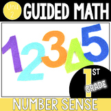 Guided Math 1st Grade - Numbers 1-50