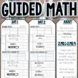 Guided Math | 2.MD.1-4 Review