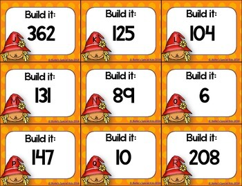 Guided Math Activities for Place Value
