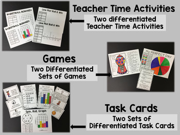 Guided Math for Third Grade Data and Probability