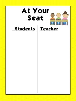 Guided Math Anchor Charts