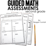 Guided Math Assessments Second Grade