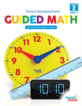 Second Grade Guided Math Bundle