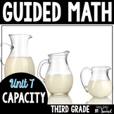 Guided Math CAPACITY- Grade 3