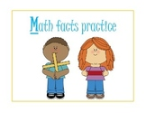 Guided Math Center Posters