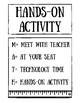 Guided Math Lesson Plan TemplateS & MORE BUNDLE!