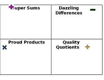 Guided Math Centers Schedule and Grouping Sheet