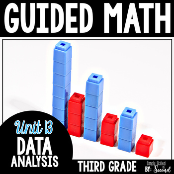 Guided Math DATA ANALYSIS - Grade 3