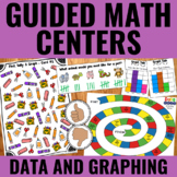 Guided Math Centers: Data Management and Graphing