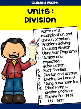Guided Math: Division