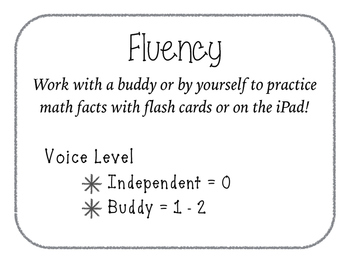 Guided Math (FLIP) Posters
