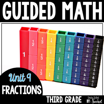Guided Math FRACTIONS - Grade 3