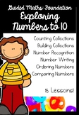 Foundation Guided Math: Unit 2: Exploring Numbers to 10