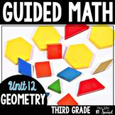 Guided Math GEOMETRY - Grade 3