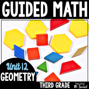 Guided Math GEOMETRY - Grade 3
