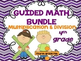 Guided Math Games - 4th Grade Volume 1