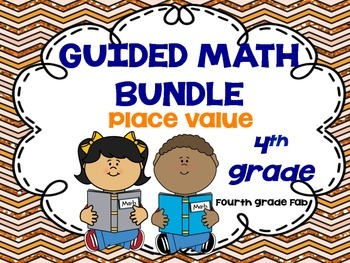 Guided Math Games- 4th Grade Volume 2