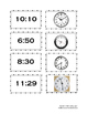 Guided Math Games - What Time Is It Anyway?