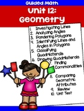 Guided Math Geometry