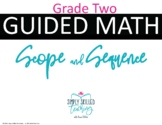 Guided Math Grade 2 Scope & Sequence