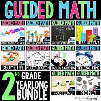 Second Grade Guided Math Curriculum