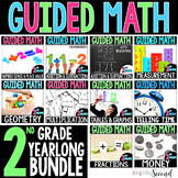 Guided Math - Grade 2 - YEARLONG CURRICULUM