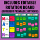 Guided Math: Group Organizational System