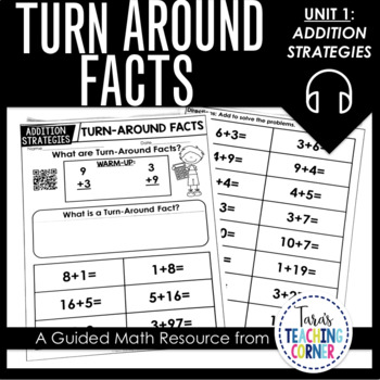 Listen and Learn Math: Turn-Around Facts